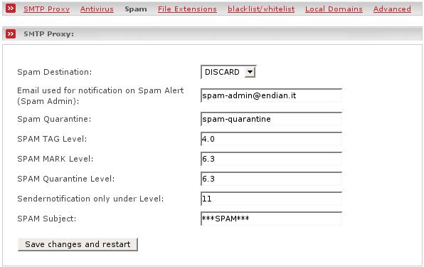 Настройка SMTP, IMAP и POP3 прокси на nginx | Блог «Админа